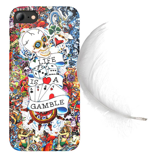 "Cover ""Tattoo"" per iPhone 7"