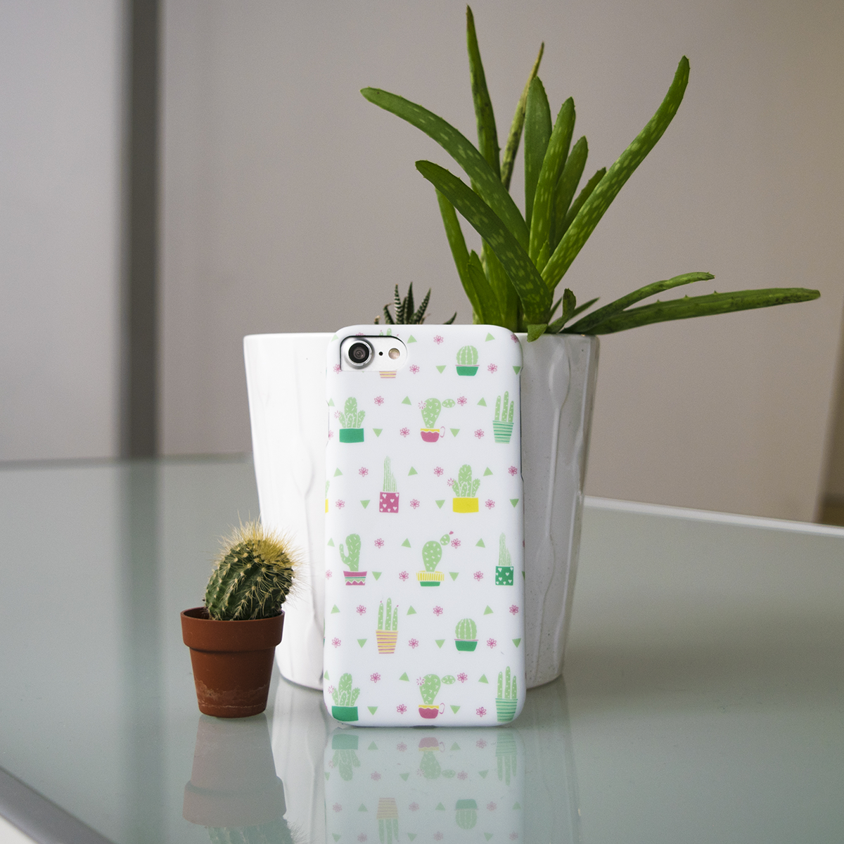 Cover Slim Rigida per iPhone | Cactus