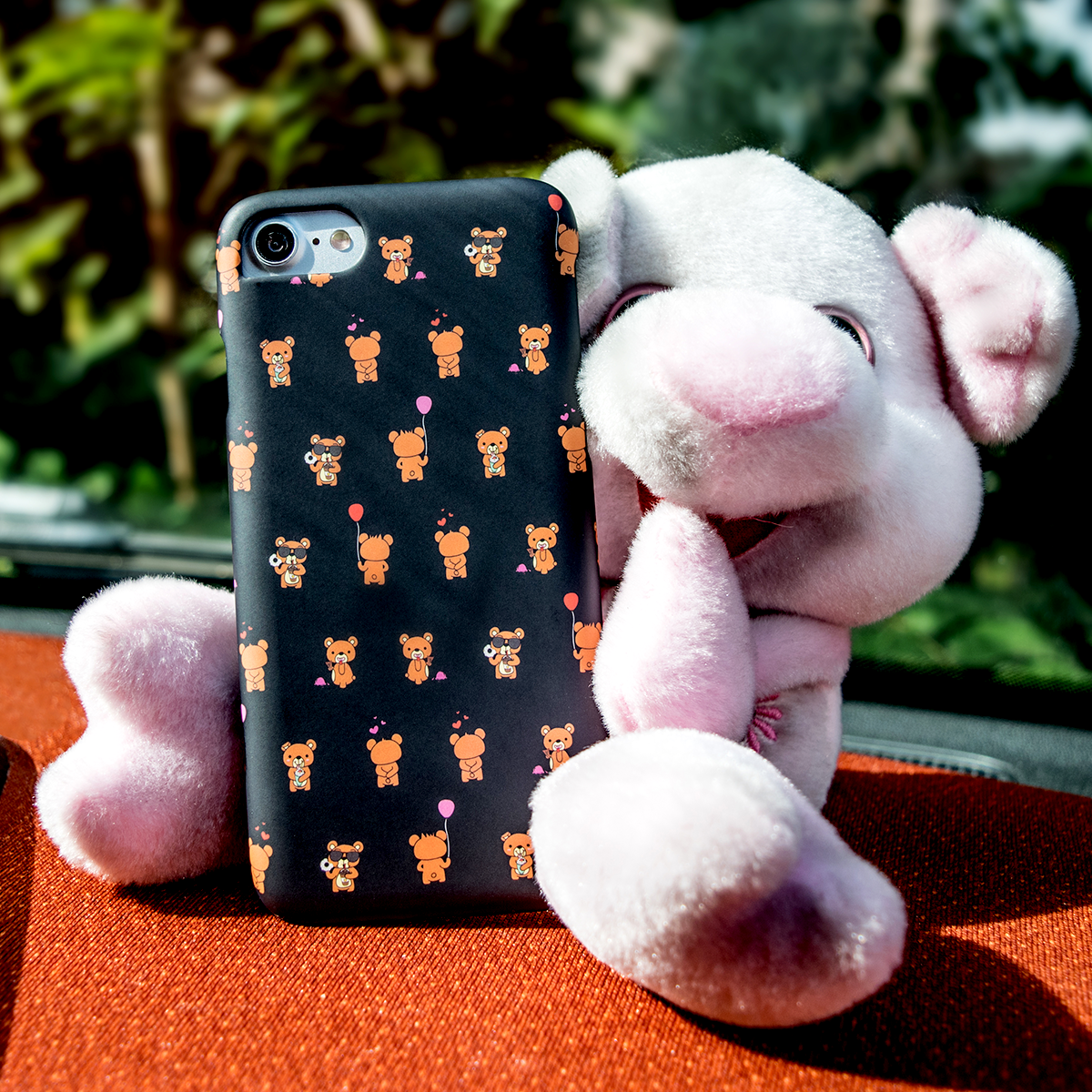 Cover Slim Rigida per iPhone | Teddy