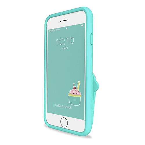 Cover 3D Morbida per iPhone   Cup Case
