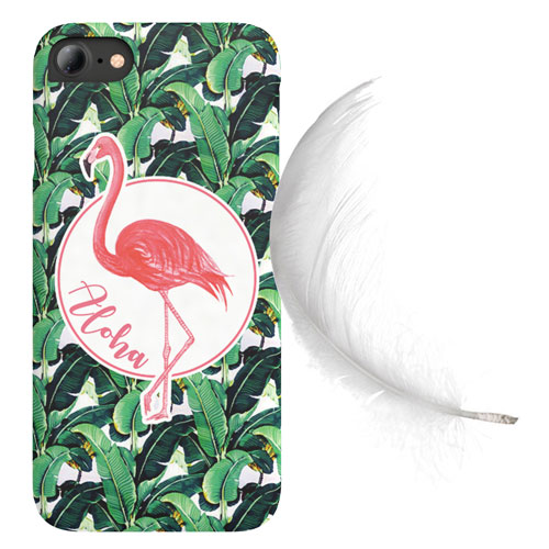 Cover Slim Rigida per iPhone | Aloha