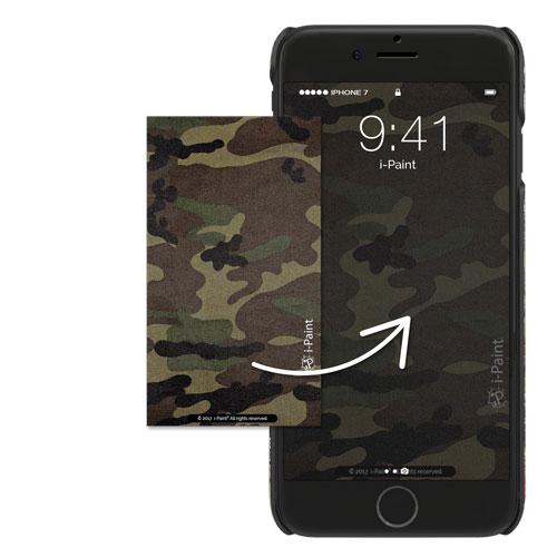 Cover Slim Rigida per iPhone | Camo