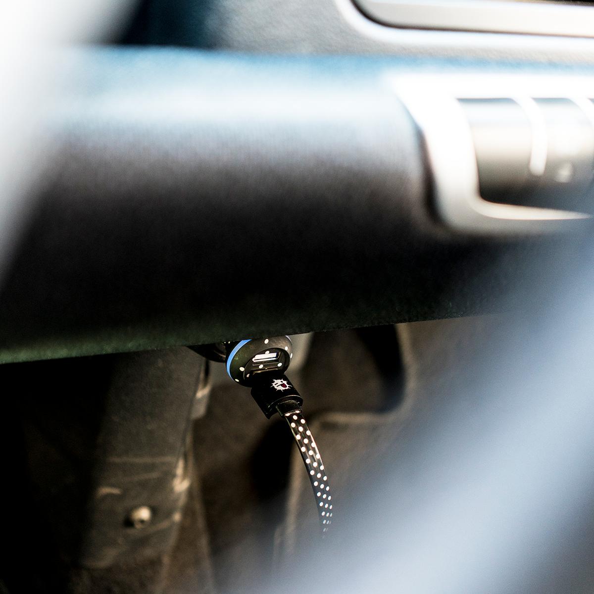 Caricatore da Auto Fast & Smart | Pois