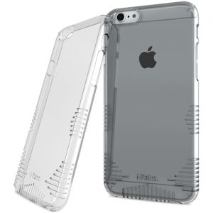 Cover Grip Trasparente per iPhone | Clear