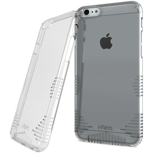 Cover Grip Trasparente per iPhone 6/6S | Clear