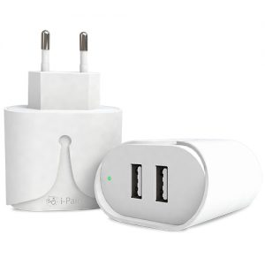 Fast & Smart Wall Charger | White