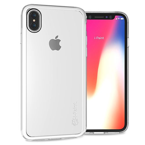 Cover Trasparente per iPhone X/XS | Clear