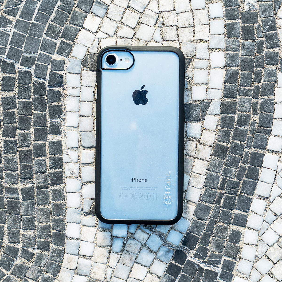 Cover Trasparente per iPhone | Black