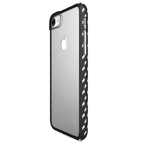 Cover Fashion Trasparente per iPhone | Flash