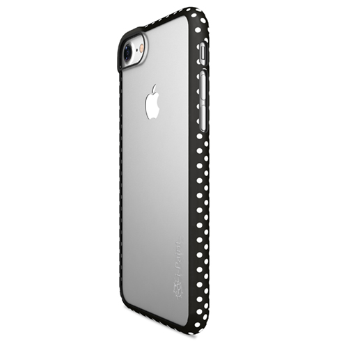 Cover Fashion Trasparente per iPhone | Pois