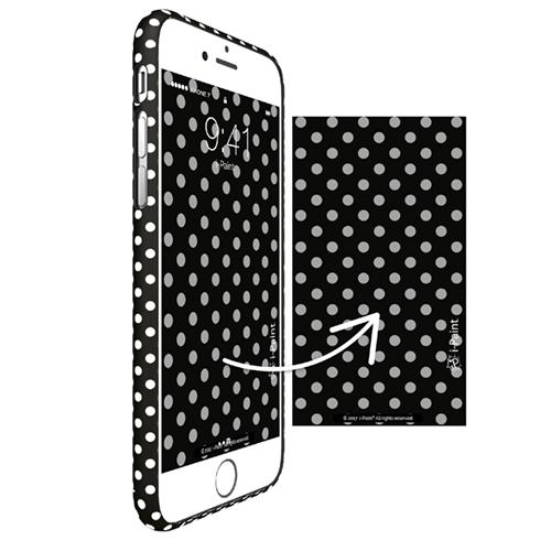 Cover Fashion Trasparente per iPhone | Pois