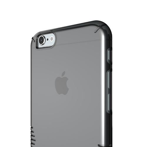 Cover Grip Trasparente per iPhone | Smoke