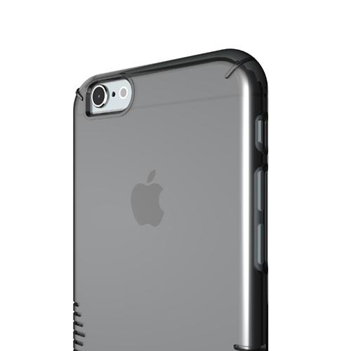 Cover Grip Trasparente per iPhone | Smoke