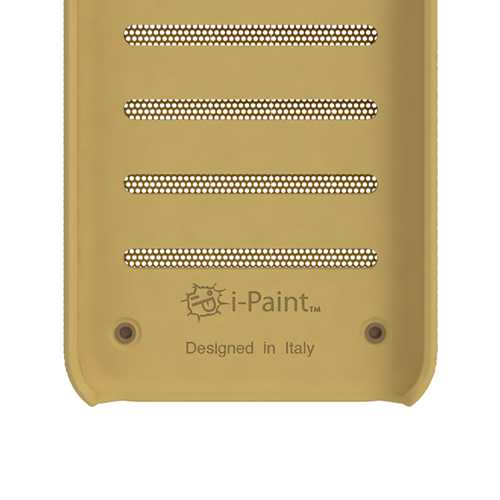 Cover in Metallo Leggero per iPhone | Gold