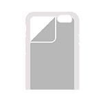 Cover in Pelle Premium per iPhone   Black