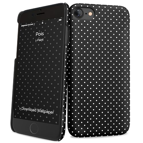 Cover Slim Rigida per iPhone 7/8 | Pois