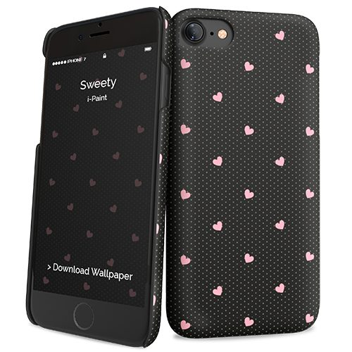 Cover Slim Rigida per iPhone 7/8 | Sweety