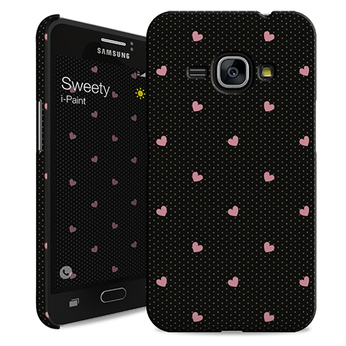 Cover Slim Rigida per Samsung Galaxy J1 2016 | Sweety