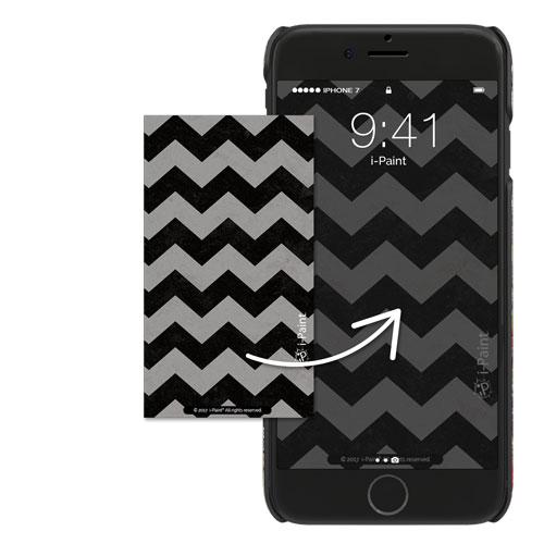 Cover Slim Rigida per iPhone | Waves