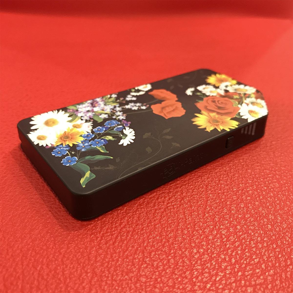 Caricatore da Viaggio Universale   Black Flower