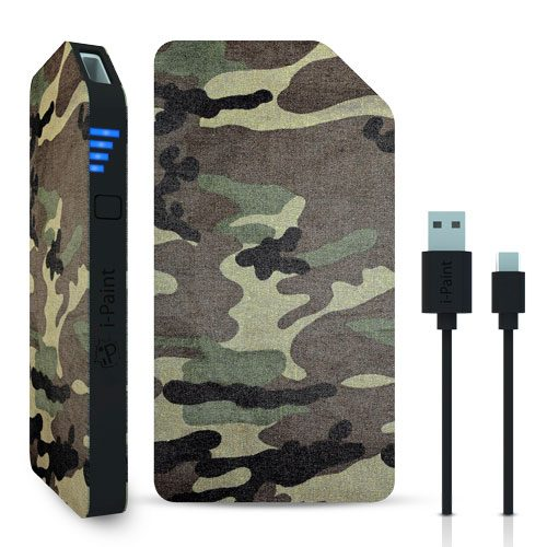 Universal Portable Power Bank | Camo