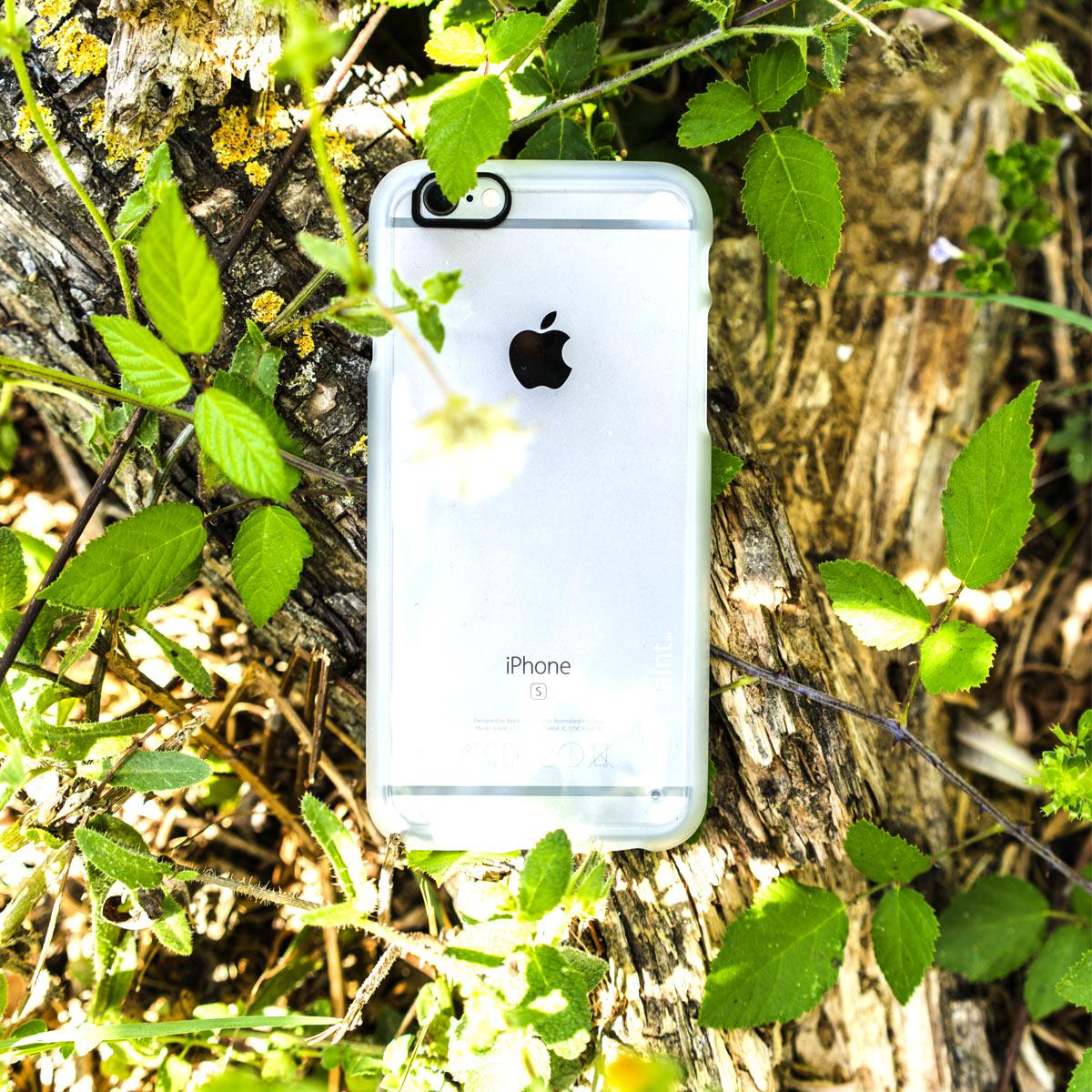 Cover Trasparente per iPhone | Matte