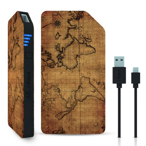 Universal Portable Power Bank | Map