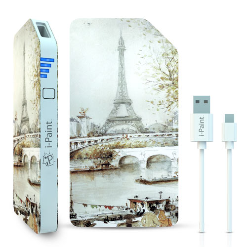 Universal Portable Power Bank | Paris