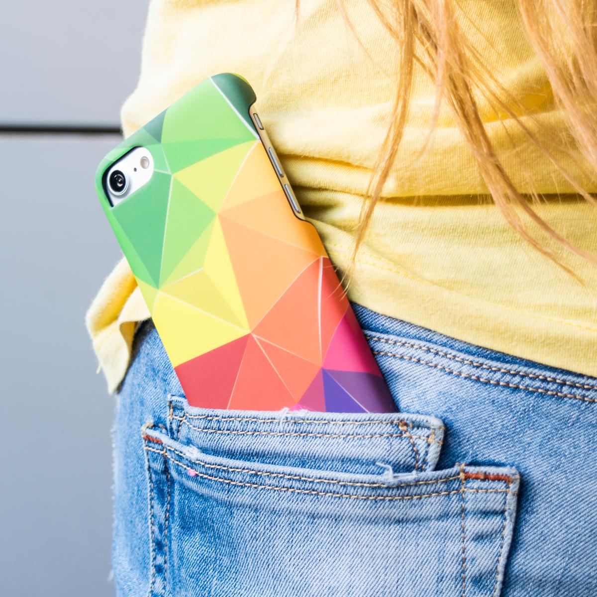 Cover Slim Rigida per iPhone | Rainbow
