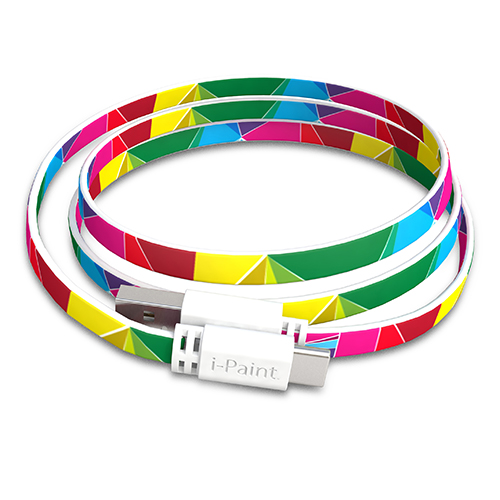 Cavo USB Type-C® di Ricarica | Rainbow