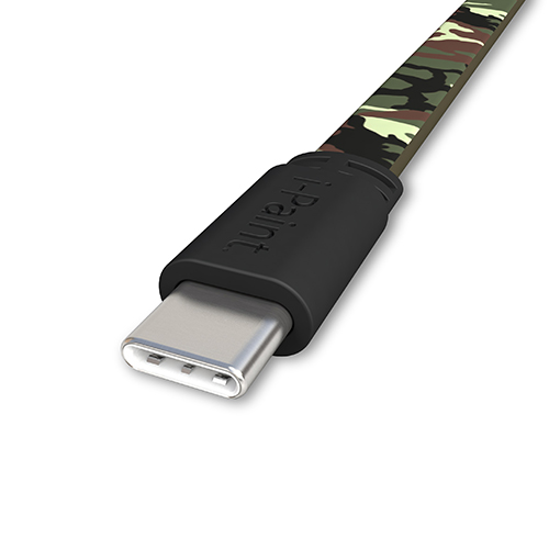 Cavo USB Type-C® di Ricarica   Camo
