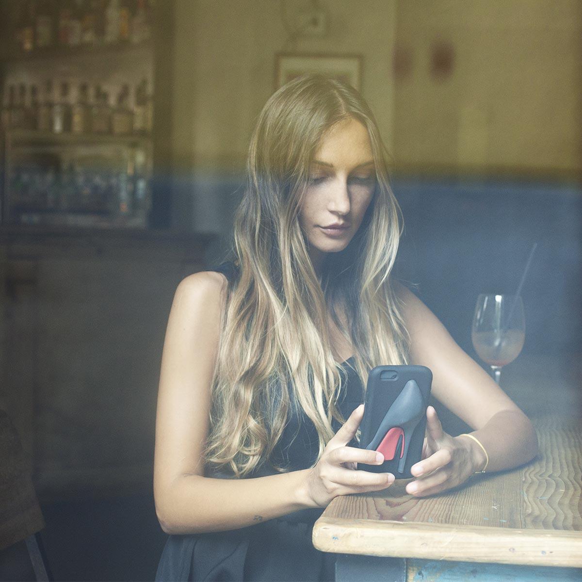 Cover 3D Morbida per iPhone | Shoe