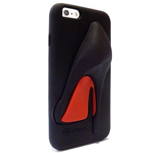 Cover 3D Morbida per iPhone 6/6S | Shoe