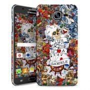 Cover Slim Rigida per Samsung Galaxy J5 | Tattoo