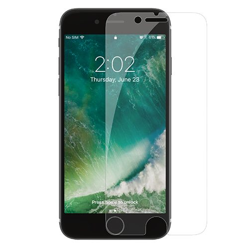 Vetro Temperato per iPhone 7/8 Plus | Clear Display