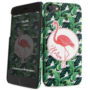 Cover Slim Rigida per iPhone 7/8 | Aloha