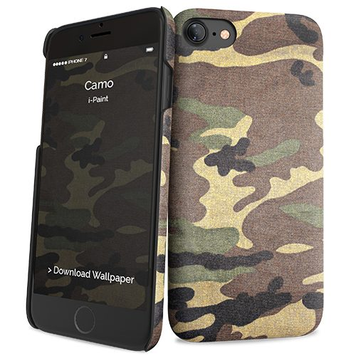 Cover Slim Rigida per iPhone 7/8 | Camo