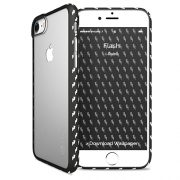 Cover Fashion Trasparente per iPhone 7/8 | Flash