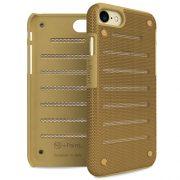 Cover in Metallo Leggero per iPhone 7 | Gold