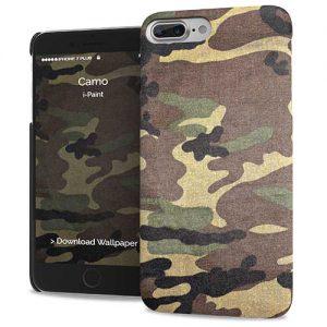 Cover Slim Rigida per iPhone 7/8 Plus   Camo
