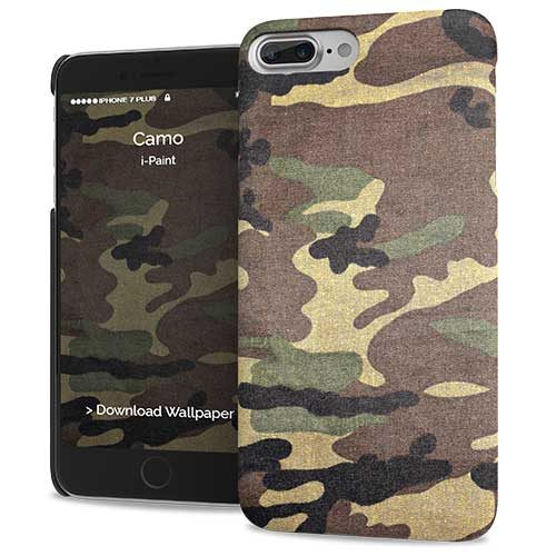 Cover Slim Rigida per iPhone 7/8 Plus | Camo