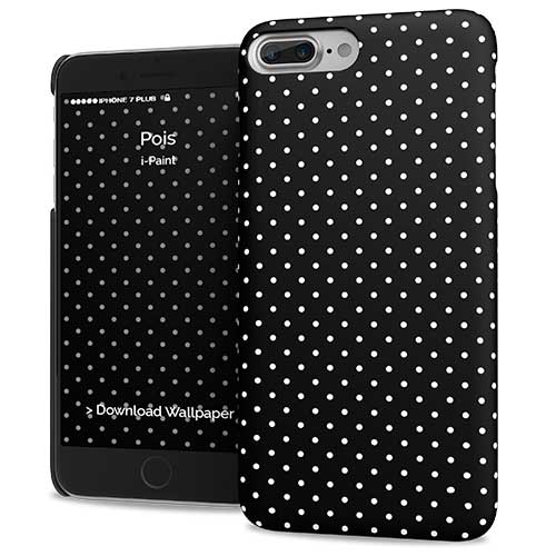 Cover Slim Rigida per iPhone 7/8 Plus | Pois