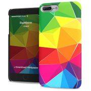 Cover Slim Rigida per iPhone 7/8 Plus | Rainbow