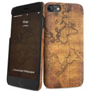 Cover Slim Rigida per iPhone 7/8 | Map