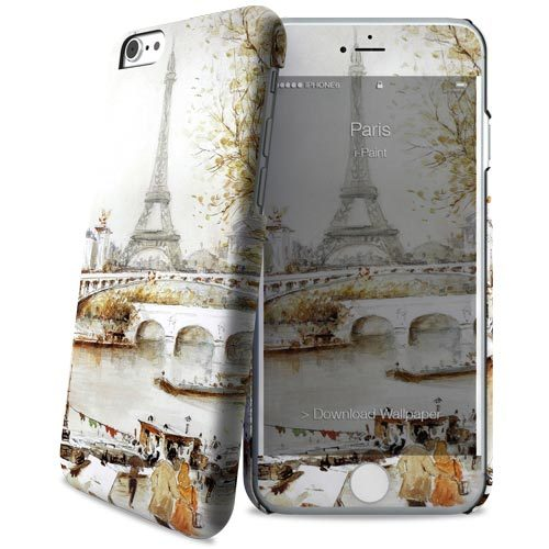 Cover Slim Rigida per iPhone 6/6S | Paris