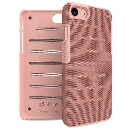 Cover in Metallo Leggero per iPhone 7 | Pink