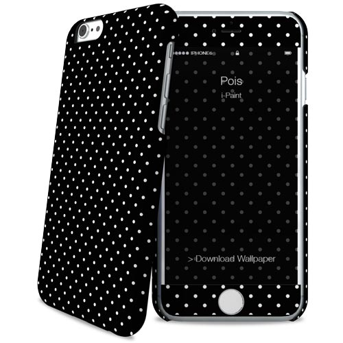 Cover Slim Rigida per iPhone 6/6S | Pois