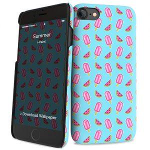 Hard Case Slim for iPhone 7/8 | Summer