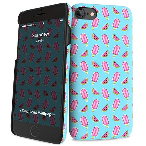 Cover Slim Rigida per iPhone 7/8 | Summer