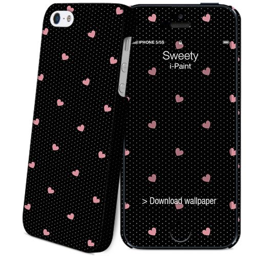 Cover Slim Rigida per iPhone SE/5S/5 | Sweety